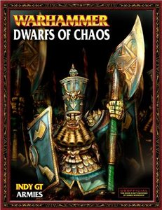 Warhammer Fantasy Battles - Unofficial Dwarfs of Chaos Indy GT Armybook free download