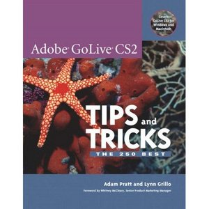 Adobe GoLive CS2 Tips and Tricks free download