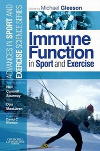 Immune Function in Sport and Exercise free download