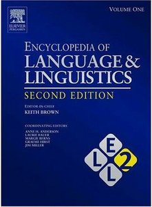 Encyclopedia of Language and Linguistics, 14-Volume Set free download