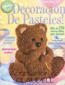 Anuario Wilton 2001 Decoración Pastel free download