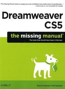 Dreamweaver CS5: The Missing Manual free download