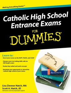 Catholic High School Entrance Exams For Dummies free download
