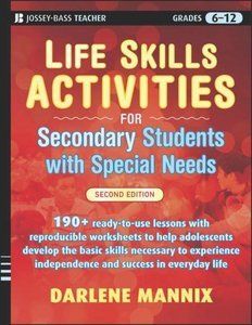 Life Skills Activities for Secondary Students with Special Needs free download