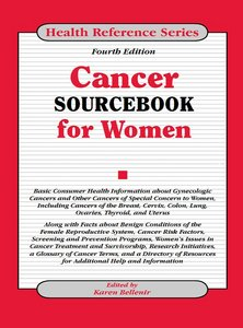 Cancer Sourcebook for Women free download