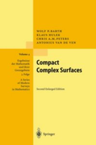 Compact Complex Surfaces (Series of Modern Surveys in Mathematics) free download