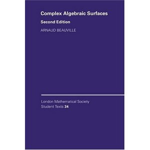 Complex Algebraic Surfaces (London Mathematical Society Student Texts) free download