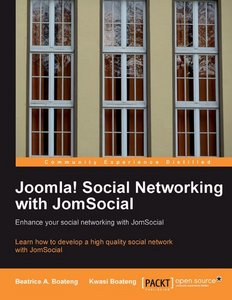 Joomla! Social Networking with JomSocial free download