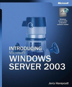 Introducing Microsoft Windows Server 2003 free download