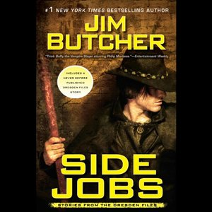 Side Jobs: Stories from the Dresden Files free download
