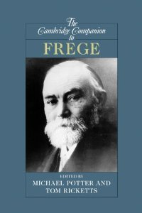 The Cambridge Companion to Frege (Cambridge Companions to Philosophy) free download