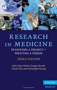 in medicine planning project research thesis writing Browse and read research in medicine planning a project writing a thesis research in medicine planning a project writing a thesis what do you do to start reading.