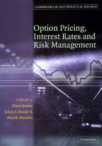 Option Pricing, Interest Rates and Risk Management free download