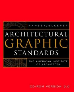 Architectural Graphic Standards CD-ROM Version 3.0 free download