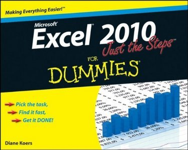 Excel 2010 Just the Steps For Dummies free download