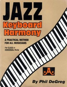 Phil DeGreg - Jazz Keyboard Harmony free download
