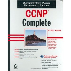 CCNP: Complete Study Guide (642-801, 642-811, 642-821, 642-831) free download