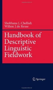 Handbook of Descriptive Linguistic Fieldwork free download