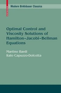Optimal Control and Viscosity Solutions of Hamilton-Jacobi-Bellman Equations free download