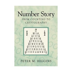 Number Story: From Counting to Cryptography free download