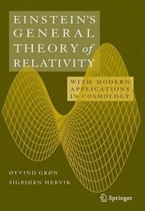 Einstein's General Theory of Relativity: With Modern Applications in Cosmology free download
