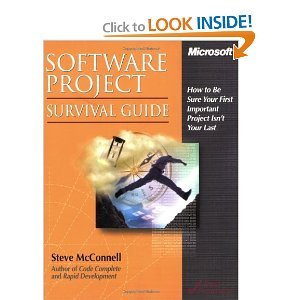 Software Project Survival Guide free download