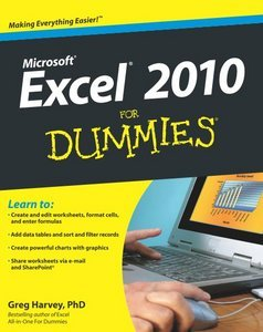 Excel 2010 For Dummies free download