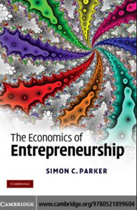 The Economics of Entrepreneurship free download