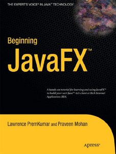 Beginning JavaFX free download