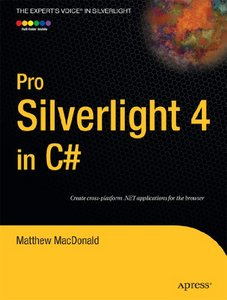 Pro Silverlight 4 in C# free download