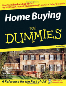 Home Buying For Dummies, 3rd Edition free download