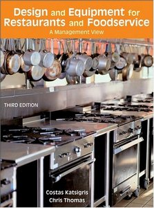 Design and Equipment for Restaurants and Foodservice free download