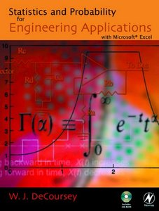 Statistics and Probability for Engineering Applications (With Microsoft Excel), 1 edit. free download
