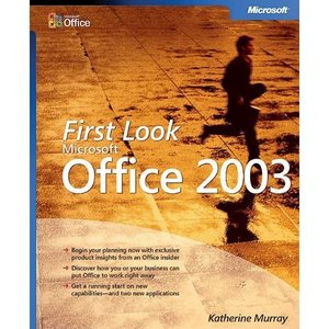 First Look Microsoft Office 2003 free download