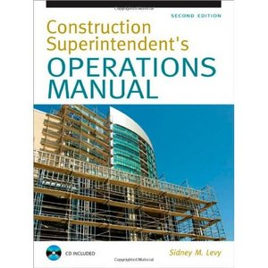 Construction Superintendent Operations Manual free download