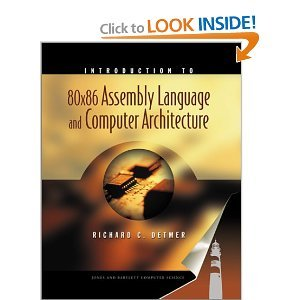 Introduction to 80X86 Assembly Language and Computer Architecture free download