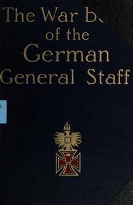 The War Book of the German General Staff free download