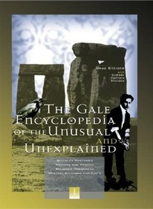 Gale Encyclopedia of the Unusual and Unexplained 3 volume set free download