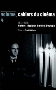 Cahiers du Cinema:1973-1978 History, Ideology, Cultural Struggle free download