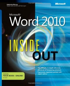 Microsoft Word 2010 Inside Out free download