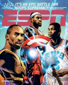 ESPN The Magazine: NBA Preview 2010-2011 free download