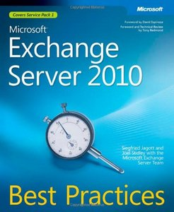 Microsoft Exchange Server 2010 Best Practices free download