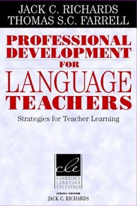 Professional Development for Language Teachers: Strategies for Teacher Learning free download