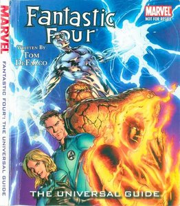 Fantastic Four: The Universal Guide (Paperback) free download