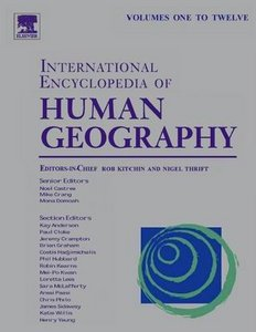 International Encyclopedia of Human Geography, 12 Volumes Set free download