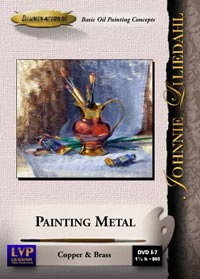 Painting Metal Copper and Brass with Johnnie Liliedahl free download