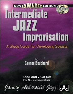 George Bouchard - Intermediate Jazz Improvisation free download