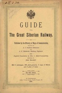 Guide to the Great Siberian Railway free download