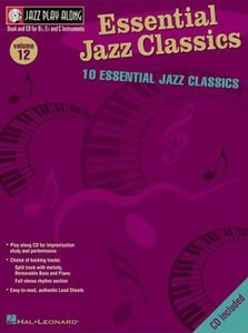 Jazz Play Along Vol. 12 - Essential Jazz Classics free download