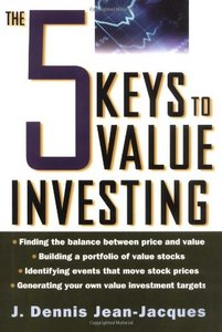 The 5 Keys to Value Investing free download